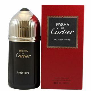 Cartier Pasha  De Cartier Edition Noire EDT 100ml Perfume For Men