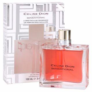 Celine Dion Sensational EDT 100ml Perfume For Women