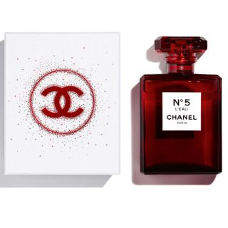 Chanel No 5 L'eau Rouge Limited Edition EDP 100ml Perfume For Women1