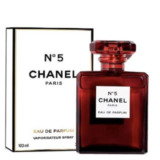 Chanel No5 Red Edition EDP 100ml For Women