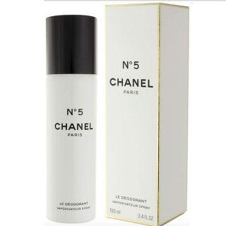 Chanel No 5 100ml Deodorant Spray For Women