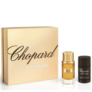 Chopard Oud Malaki EDP 80ml 2-Piece Gift Set For Men