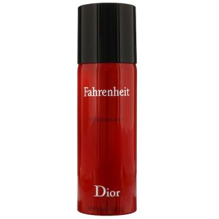 Christian Dior Fahrenheit 150ml Deodorant Spray For Men