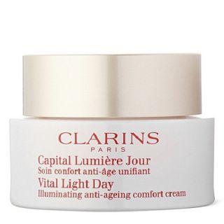 Clarins-Vital-Light-Day-Illuminating Anti Ageing Cream 50ml