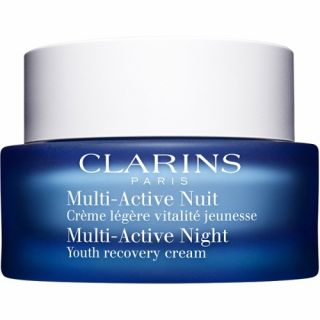 Clarins Multi Active Night Youth Recovery Cream 50ml Youth Recovery