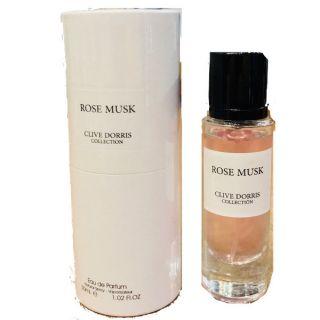 Clive Dorris Rose Musk EDP 30ml Unisex Perfume