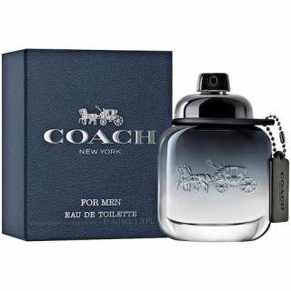 Coach New York EDT 100ml Perfume For Men