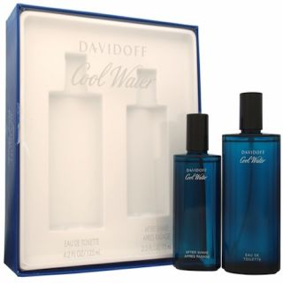 Davidoff Cool Water EDT 125ml Gift Set For Men