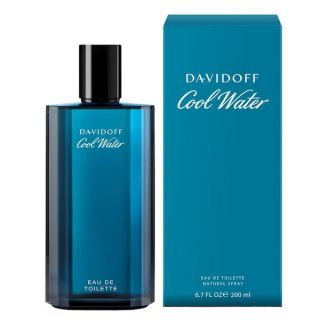 Davidoff Cool Water EDT 200ml Perfume For Men
