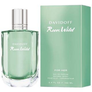Davidoff Run Wild  EDP  100ml  Perfume For Women