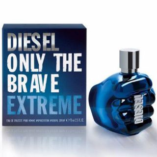 Diesel Only The Brave Extreme EDT 75ml Perfume For Men
