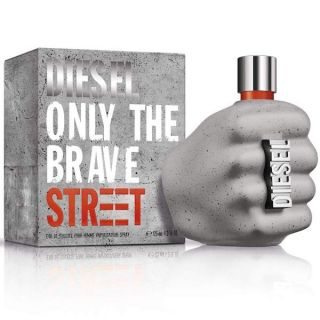 Diesel Only The Brave Street EDT 125ml Perfume For Men