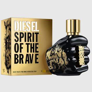 Diesel Spirit Of The Brave EDT 125ml Perfume For Men