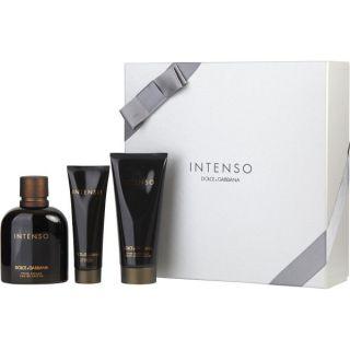 Dolce & Gabbana Intenso EDP 125ml 3-Piece Gift Set For Women