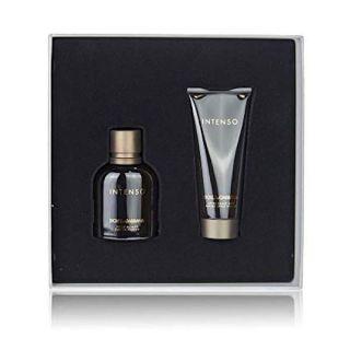 Dolce & Gabbana Intenso EDP 75ml 2-Piece Gift Set For Men