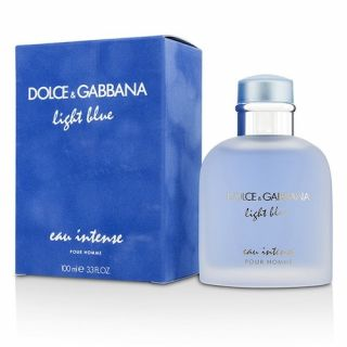 dolce & gabbana Light Blue Eau Intense 100ml Perfume For Men
