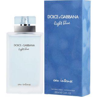 Dolce & Gabbana Light Blue Eau Intense 100ml Perfume For Women