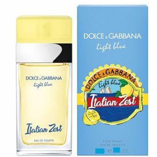 Dolce & Gabbana Light Blue Italian Zest EDT 100ml Perfume For Women