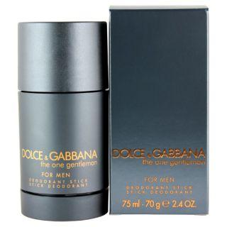 Dolce & Gabanna The One Gentleman 75ml Deodorant Stick For Men