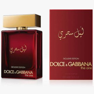 Dolce & Gabbana The One Mysterious EDP 100ml Perfume For Men