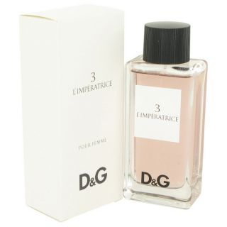 Dolce & Gabbanna 3 L'Imperatrice EDT 100ml Perfume For Women