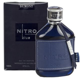 Dumont Nitro Blue EDP 100ml For Men