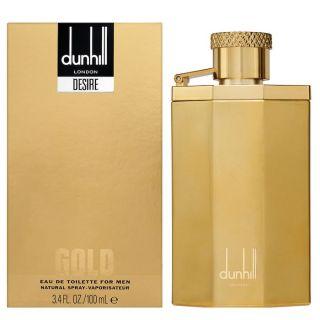 Dunhill Desire Gold EDT 100ml For Men