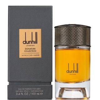 Dunhill Signature Collection Moroccan  Amber EDP 100ml For Men