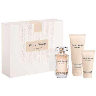 Elie Saab Le Parfum 90ml EDP 3-Piece Gift Set For Women