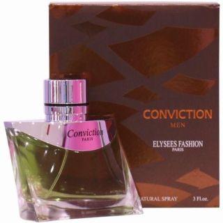 Elysees Fashion Conviction EDP 100ml For Men