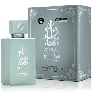 Eman Creation Al Khaleej Silver EDP 100ml Perfume For Men
