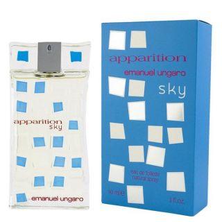 Emanuel Ungaro Apparition Sky EDT 90ml For Women