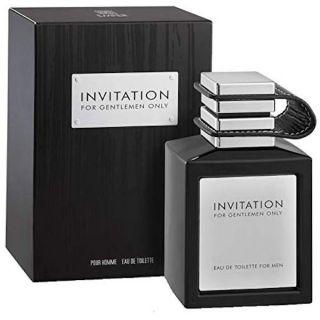 Emper Invitation EDT 100ml For Gentlemen Only