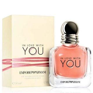 Emporio Armani In Love With You EDP 50ml For Women