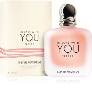 Emporio Armani In Love With You Freeze EDP 100ml For Women