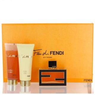 Fendi Fan Di Fendi Extreme EDP 75ml Gift Set For Women