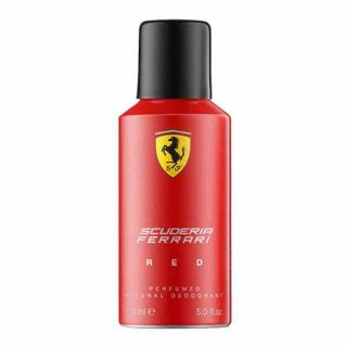 Ferrari Scuderia Red 150ml Deodorant Spray