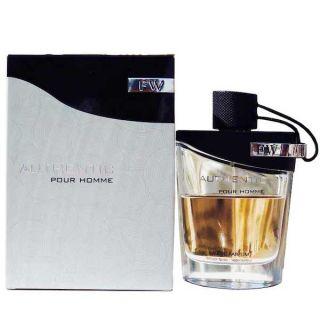 Fragrance World Authentic Pour Homme EDP 100ml For Men
