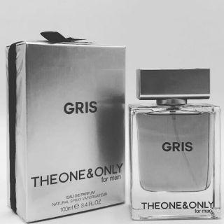 Fragrance World Gris The One & Only EDP 100ml For Men