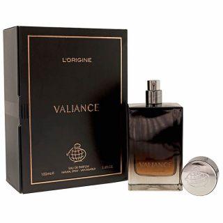 Fragrance World L'Origine Valiance EDP 100ml For Men