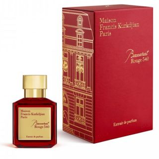 Francis Kurkdjian Baccarat Rouge 540 Extrait de Parfum 70ml Perfume