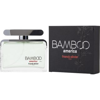 Franck Olivier Bamboo America EDT 75ml For Men