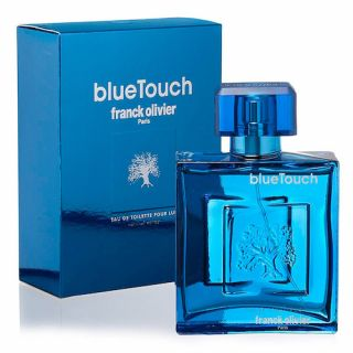 Franck Olivier Blue Touch EDT 100ml Perfume For Men