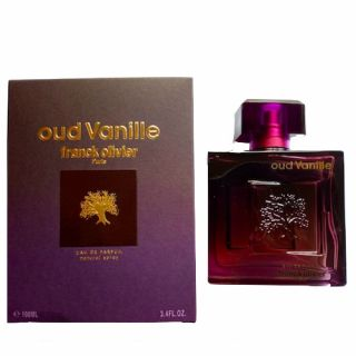 Franck Olivier Oud Vanille EDP 100ml Perfume For Men