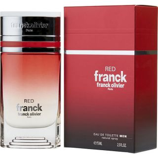 Franck Olivier Red EDT 75ml Perfume For Men