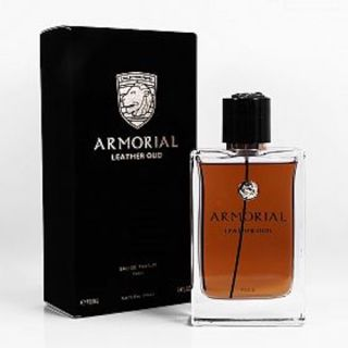 Geparlys Armorial Leather Oud EDP 100ml Perfume For Men