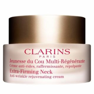 Clarins Extra Firming Neck Anti-Wrinkle Rejuvenating Cream 50ml