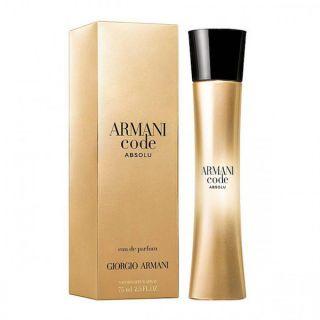 Giorgio Armani Code Absolu EDP 75ml Perfume For Women
