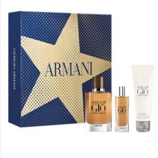 Giorgio Armani Acqua Di Gio Absolu EDP 75ml Gift Set For Men