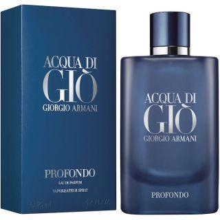Giorgio Armani Acqua Di Gio Profondo EDP 125ml For Men